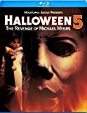 Cover art for  Halloween 5: The Revenge of Michael Myers [Blu-ray]