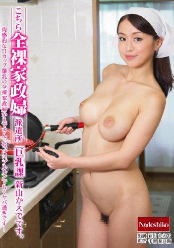こちら全裸家政婦派遣所 巨乳課 新山かえでです。 / Nadeshiko(ナデシコ) [DVD]