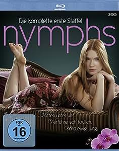 Nymphs - Die komplette erste Staffel [Blu-Ray] [3 BDs]