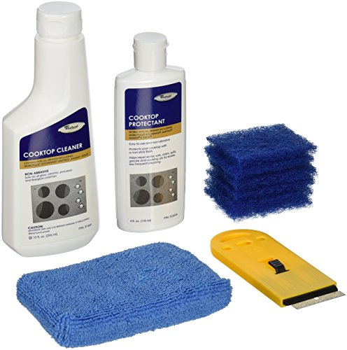 Whirlpool 31605 Cooktop Care Kit (Whirlpool Stove Top Cleaner compare prices)