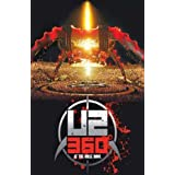 U2 - 360� AT THE ROSE BOWL [2 DVD Digipack] ~ Bono