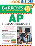 Barron's AP Human Geography, 6th Edition