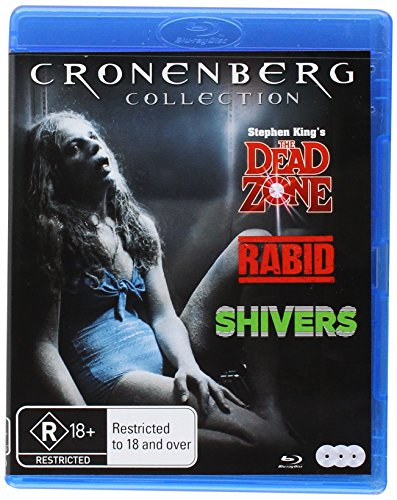 David Cronenberg Collection [Blu-ray]