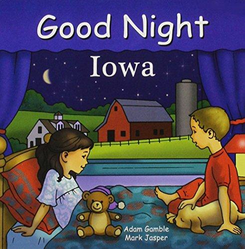 Good Night Iowa (Good Night Our World)