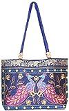 Craftshraft Women's Shoulder Bag (craft-75, Blue)