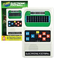 Classic Football Electronic Game from The Bridge Direct