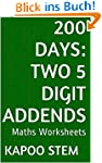 200 Days Math Addition Series: Two 5...