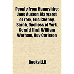 people from hampshire  jane austen  andrew lloyd webber  margaret of york