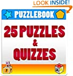 Puzzle Books: 25 Puzzle Games and Qui...