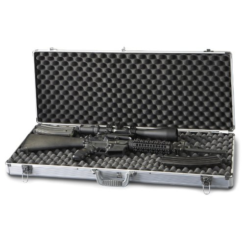 AR - 15 Aluminum Assault Rifle Case
