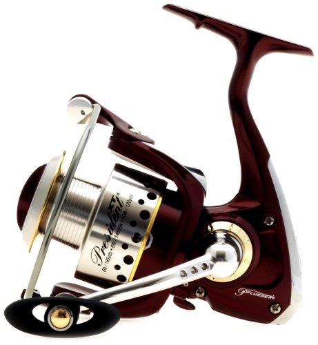 Pflueger President XT Spinning Reel, 115-Yards/6-Pound