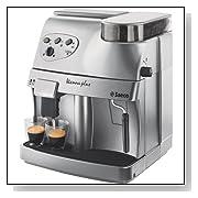 Philips Saeco Vienna Plus Espresso Machine with Burr Grinder