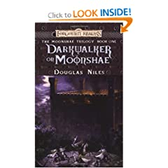 Darkwalker On Moonshae (Forgotten Realms: Moonshae Trilogy, Book 1) by Douglas Niles