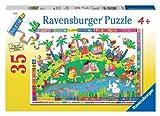 Picnic Party 35 Piece Puzzle