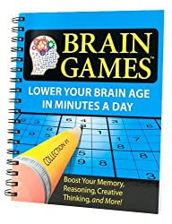 Brain Games #1, Lower Your Brain Age in Minutes a Day
