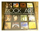 Rock art: Fifty-two record album covers