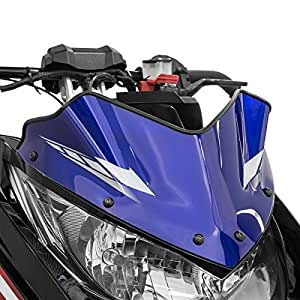 Yamaha sr viper extreme low snowmobile for Yamaha sx viper windshield