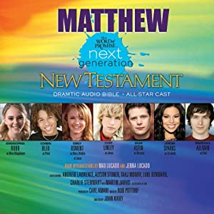 (24) Matthew, The Word of Promise Next Generation Audio Bible: ICB | [Thomas Nelson, Inc.]