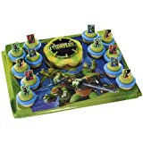 Teenage Mutant Ninja Turtles Turtle Power Signature Cupcake Platter