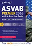 Kaplan ASVAB Premier 2016 with 6 Practice Tests: Book + Online (Kaplan Test Prep)