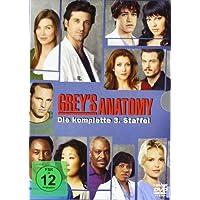 Grey's Anatomy: Die jungen �rzte - Die komplette 3. Staffel [7 DVDs]