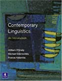 Contemporary linguistics:an introduction