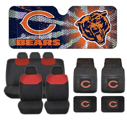 Chicago Bears Car Seat Cover