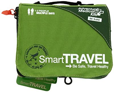 Tactical First Aid Kit: Adventure Medical Kits Smart Travel First Aid Kit by Adventure Medical Kits