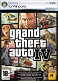 Grand Theft Auto 4 (PC DVD)