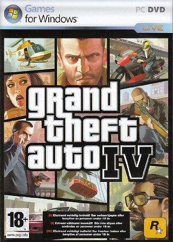 Grand Theft Auto 4 (PC DVD) (Gta 4 Pc Windows 7 compare prices)