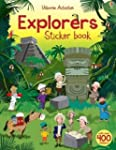 EXPLORERS STICKER BOOK