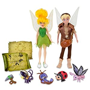 tinkerbell play set