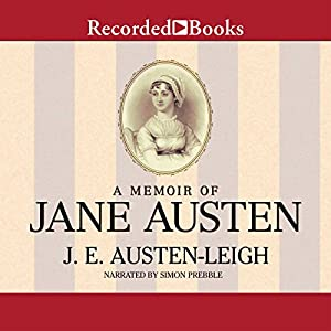 Memoir of Jane Austen Audiobook