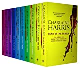 Charlaine Harris True Blood 10 Book Complete Collection - Dead in the Family (Book 10) Dead and Gone 9) From Dead to Worse 8) All Together Dead 7) Definitely Dead 6) Dead as a Doornail 5) Dead to the World 4) Club Dead 3) Living Dead in Dallas 2) Dead Un