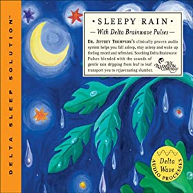 Sleepy Rain (Delta Sleep Solution)
