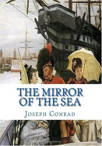 Large book cover: The Mirror of the Sea