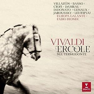 Vivaldi: Ercole sur Termodonte