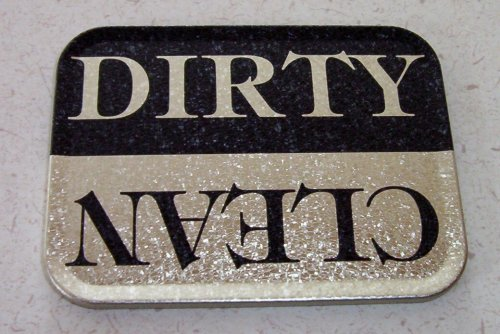 Clean/Dirty Kitchen Magnet
