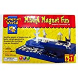 Magnet World MEGA Magnet Fun Magnetic Construction Set