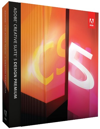 Adobe Creative Suite 5 Design Premium [Mac][OLD VERSION]
