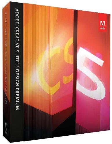 Adobe Creative Suite 5 Design Premium Upgrade from CS2/CS3 [Mac]