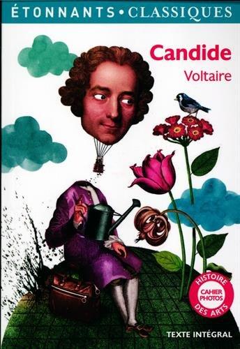 Dissertation Candide Voltaire Conte Philosophique
