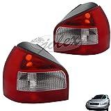 R�ckleuchte R�cklicht Hecklicht Heckleuchte rechts+links Satz Paar Set Audi A3 8L Facelift 00-03 NEU