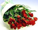 30歳・結婚30周年・勤続30年など、30に関するお祝いに! お買い得赤バラ30本の花束