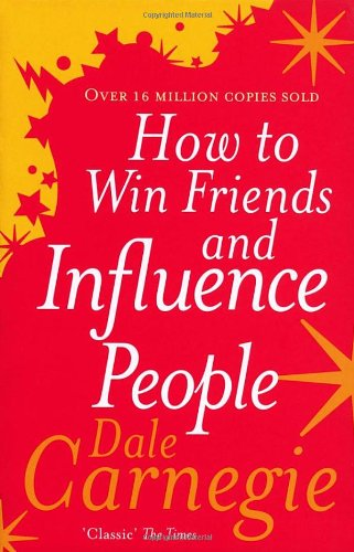 Buchseite und Rezensionen zu 'How to Win Friends and Influence People' von Dale Carnegie