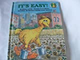 IT'S EASY-SS START-RD (Sesame Street Start-to-Read Books) (0394813766) by Sesame Street