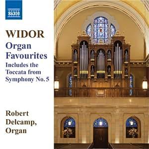 Charles-Marie Widor: Organ Favourites