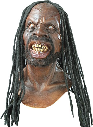 The Dreaded One Zombie Scary Monster Latex Adult Halloween Costume Mask