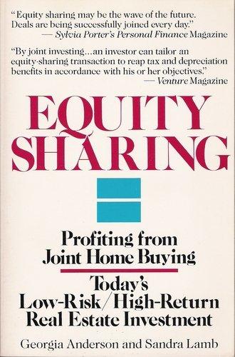 Equity Sharing, Anderson, Georgia; Lamb, Sandra