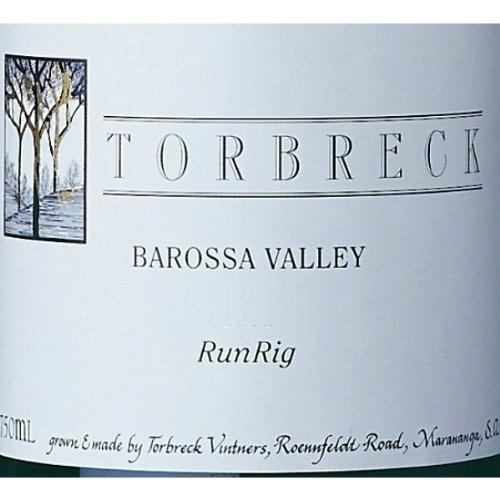 2009 Torbreck Run Rig Shiraz 750 Ml